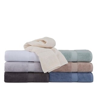 Under The Canopy Organic Cotton 6 Piece Towel Set  sc 1 st  Overstock.com & Under the Canopy Towels For Less | Overstock.com