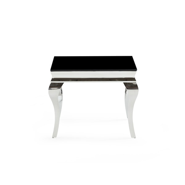Global Furniture Queen Anne Style Base End Table