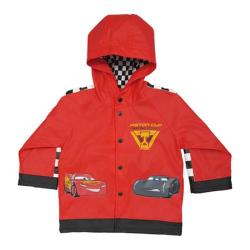 Boys' Western Chief Lightning McQueen Rain Coat Red