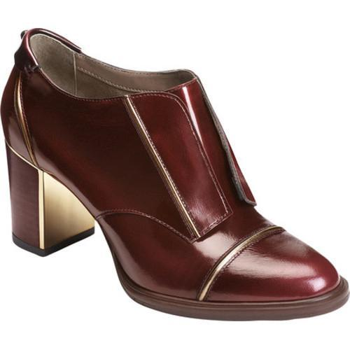 2d602a2ecf Women's Aerosoles City Lights Pump Dark Red Combo Leather/Metallic Faux  Leather