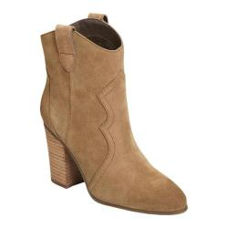 Women's Aerosoles Lincoln Square Ankle Boot Tan Suede