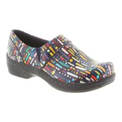 Women's Klogs Mission Clog Disco Patent