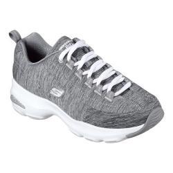 Women's Skechers D'Lites Ultra Meditative Sneaker Gray