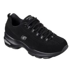 Women's Skechers D'Lites Ultra Reverie Sneaker Black