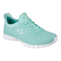 Women's Skechers EZ Flex 3.0 Sugar Coated Sneaker Mint
