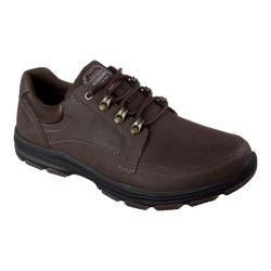 Men's Skechers Garton Briar Oxford Chocolate