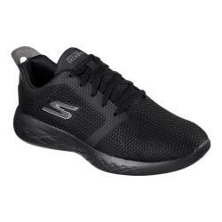 Men's Skechers GOrun 600 Refine Running Shoe Black