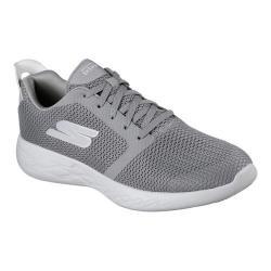 Men's Skechers GOrun 600 Refine Running Shoe Charcoal
