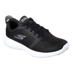 Women's Skechers GOrun 600 Running Shoe Black/White
