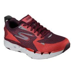 Men's Skechers GOrun Ultra Road 2 Running Shoe Burgundy