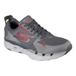 Men's Skechers GOrun Ultra Road 2 Running Shoe Charcoal/Red