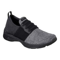 Men's Skechers GOwalk Sport Grant Walking Shoe Black/Gray