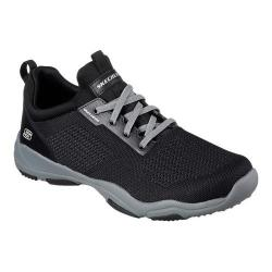 Men's Skechers Larson Norven Sneaker Black/Gray