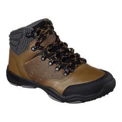 Men's Skechers Larson Sento Hiking Boot Brown