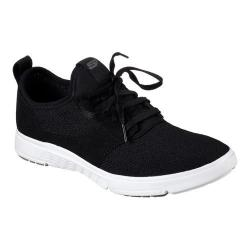Men's Skechers Moogen Holder Sneaker Black/White