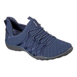 73836676081b Shop Women s Skechers Relaxed Fit Breathe Easy Viva-City Sneaker ...