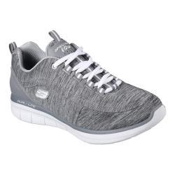 Women's Skechers Synergy 2.0 Headliner Sneaker Gray
