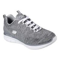 Women's Skechers Synergy 2.0 Headliner Sneaker Gray