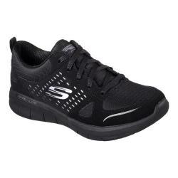 Women's Skechers Synergy 2.0 Rising Star Sneaker Black