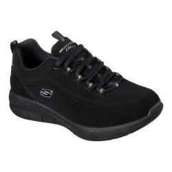 Women's Skechers Synergy 2.0 Side Step Sneaker Black