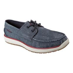 Men's Skechers Venick Romeno Boat Shoe Navy