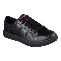 Men's Skechers Work Relaxed Fit Watab Slip Resistant Sneaker Black