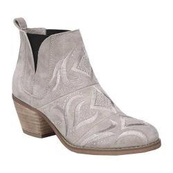 Women's Fergie Footwear Lexy Ankle Boot Light Doe Cow Suede