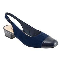 Women's Trotters Dea Navy Suede (More options available)