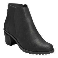 Women's Aerosoles Inclination Chelsea Boot Black Faux Leather