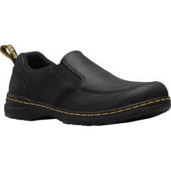 Men's Dr. Martens Brennan Slip On Shoe Black Republic