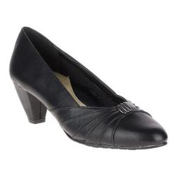 Women's Soft Style Dee Pump Black Synthetic