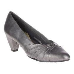 Women's Soft Style Dee Pump Dark Pewter Synthetic
