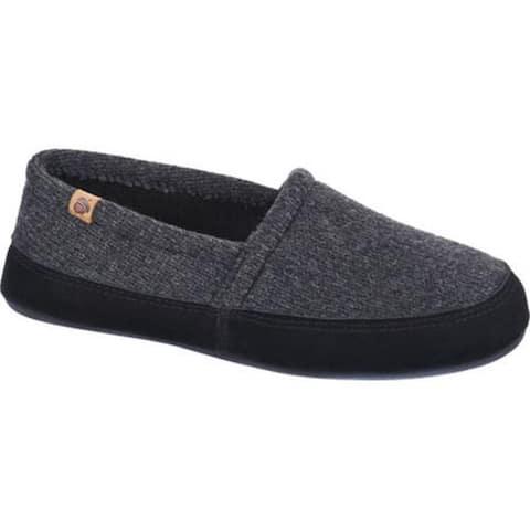 b450d30fbde9 Buy Acorn Men s Slippers Online at Overstock