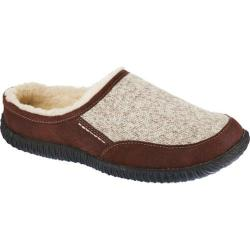 Men's Acorn Rambler Mule Grey Ragg Wool