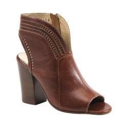 Women's Diba True Inner Voice Open Toe Bootie Walnut Leather (4 options available)