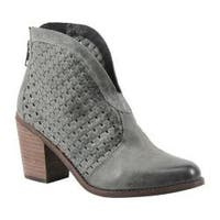 Women's Diba True Lake Land Bootie Grey Leather
