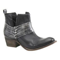 Women's Diba True Sly Fox Bootie Black Leather