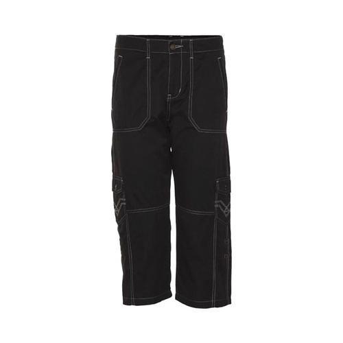 Women's Ojai Clothing Fast Dry Road Trip Roll-Up Capri Black
