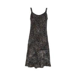 Women's Ojai Clothing Salsa Dress Black Dots