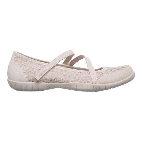 bc5abbc1453b ... Thumbnail Women  x27 s Skechers Atomic Dainty Lady Mary Jane Sneaker  Natural ...