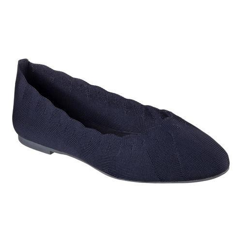 899529d8 Shop Women's Skechers Cleo Bewitch Ballet Flat Navy - Free Shipping Today -  Overstock - 17142640
