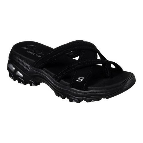 b32df173eb6a Shop Skechers Women s D Lites - Think Fast Sandal - Free Shipping On ...