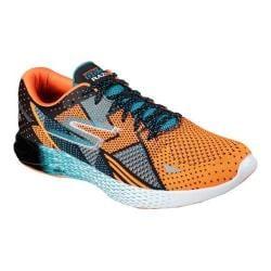 Men's Skechers GOmeb Razor Trainer Orange/Blue