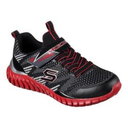 Boys' Skechers Spektrix Sneaker Black/Grey/Red