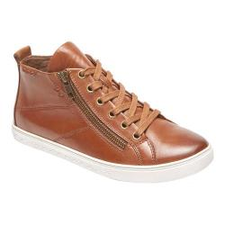 Women's Rockport Cobb Hill Willa High Top Almond Leather