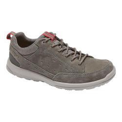 Men's Rockport Rydley Lace Up Shoe Slate Leather