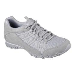 Women's Skechers Relaxed Fit Bikers Commotion Sneaker Gray