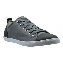 Men's Burnetie Ox Vintage Grey/Dark Grey Textile/Leather