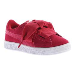 Girls' PUMA Suede Heart SNK PS Sneaker Love Potion/Love Potion