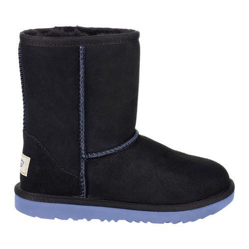 Children's UGG Classic II Boot Black/Nocturn Twinface